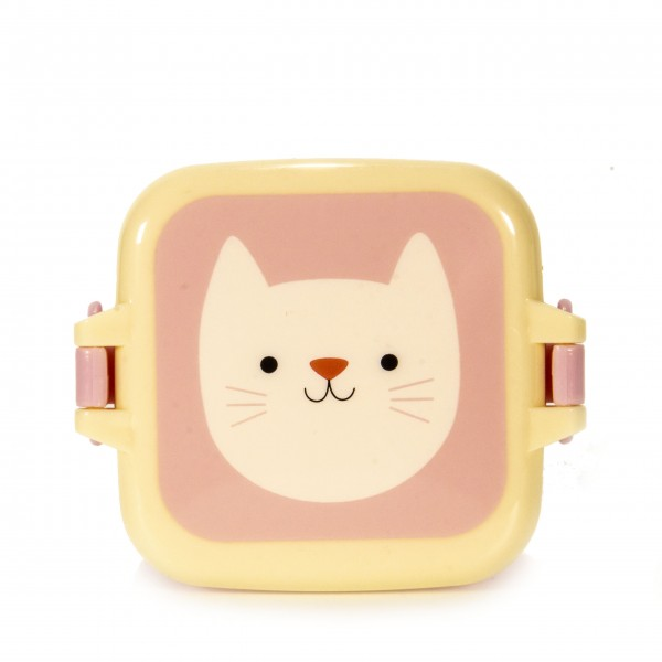 Snackdose klein Katze Cookie The Cat pink